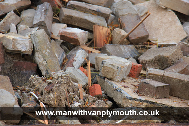 Builders and commercial waste collection Plymouth